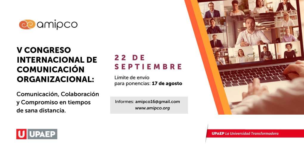 V Congreso Internacional de Comunicación Organizacional