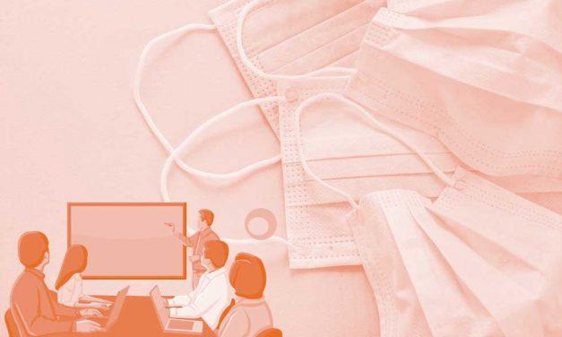 Prospectiva de la pandemia en la comunicación en las organizaciones